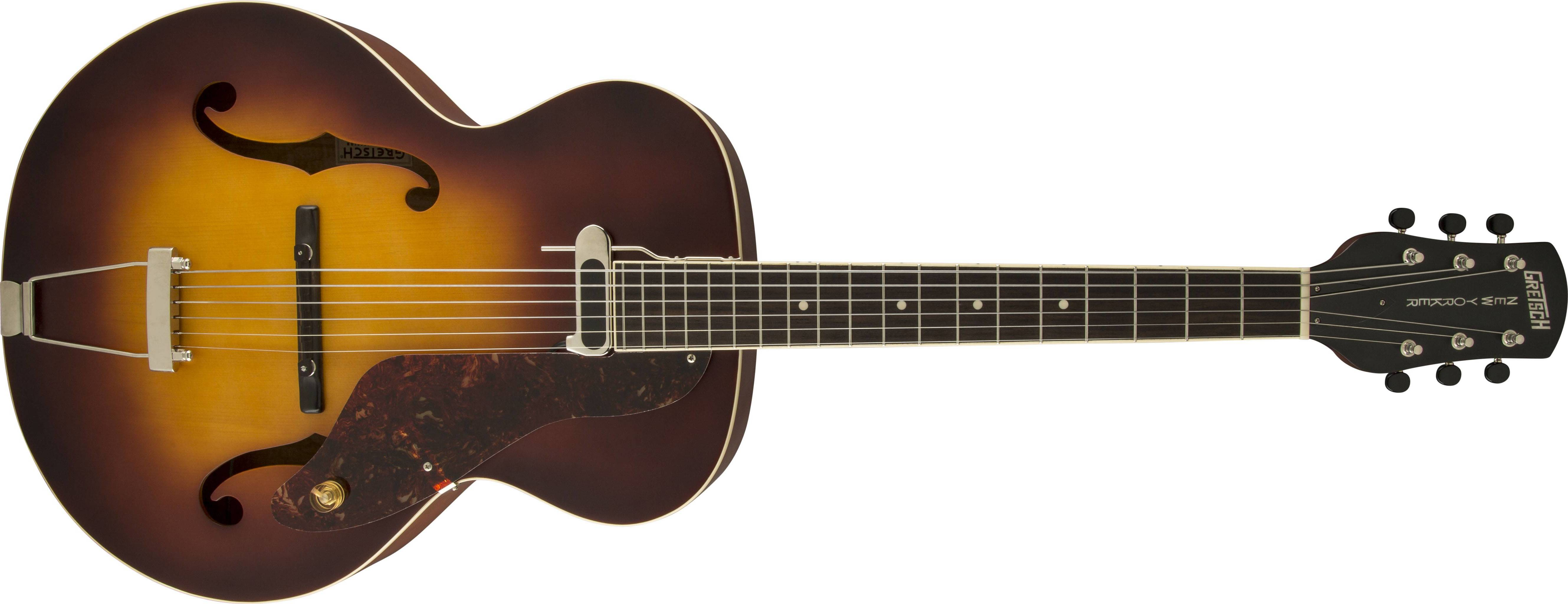 aa9f459bea673 Gretsch Guitars G9555 New Yorker Archtop With Pickup - Long & McQuade  Musical Instruments