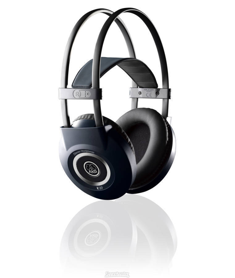 Semi Open Headphones : akg k99 semi open headphones long mcquade musical instruments ~ Hamham.info Haus und Dekorationen