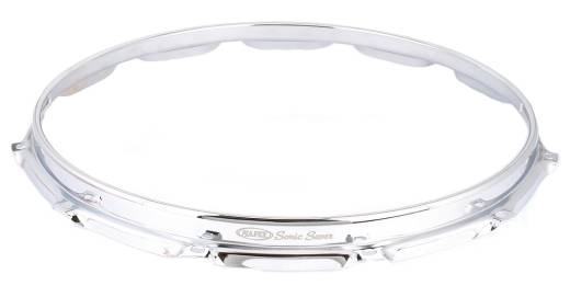 Sonic Saver 14'' Batter Side Hoop - Chrome