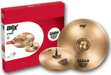 Sabian - B8X 2-Pack - 14HH/18Crash Ride