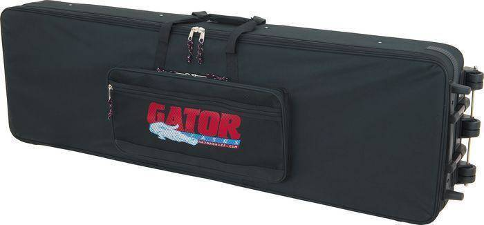 Gator Cases - 88 Key - Soft Case with Wheels