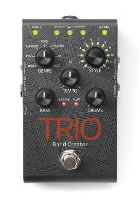 TRIO Band Creator Effects Pedal