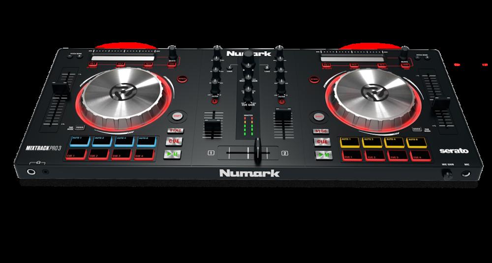 Numark - DJ Controller For Serato DJ