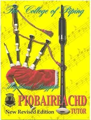 The College Of Piping - Piobaireachd Tutor - Bagpipes - Book/CD