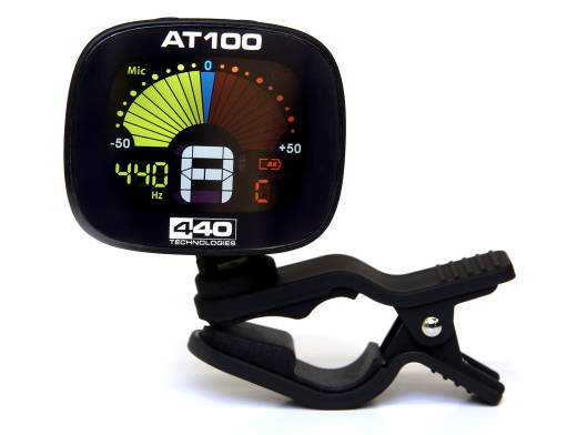 Chromatic Clip On Tuner