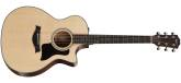 Taylor Guitars - Grand Auditorium Sitka/Sapele Acoustic/Electric Guitar w/Case