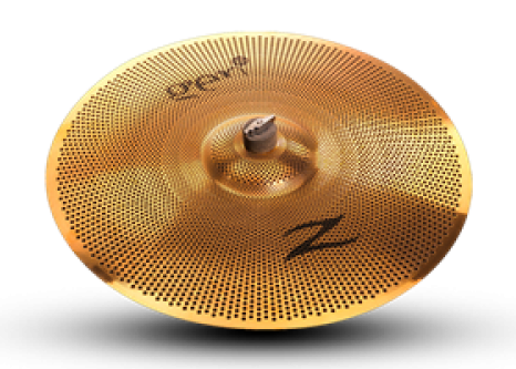 Gen16 12 Inch Buffed Bronze Splash Cymbal