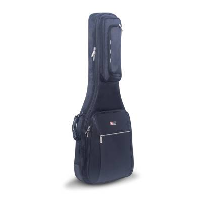 Deluxe Hybrid Electric Guitar Gigbag - Black