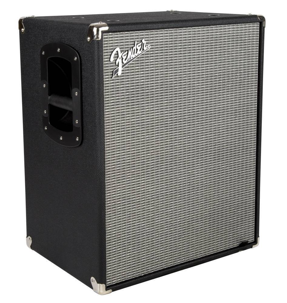 Fender Rumble 210 Cabinet V3 Black/Silver - Long & McQuade Musical ...