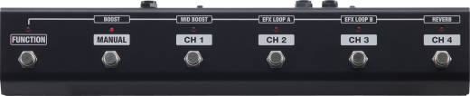 Foot Controller for Roland CUBE Amps 40GX and 80GX