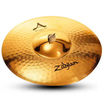 A 21 Inch Mega Bell Ride Cymbal - Brilliant