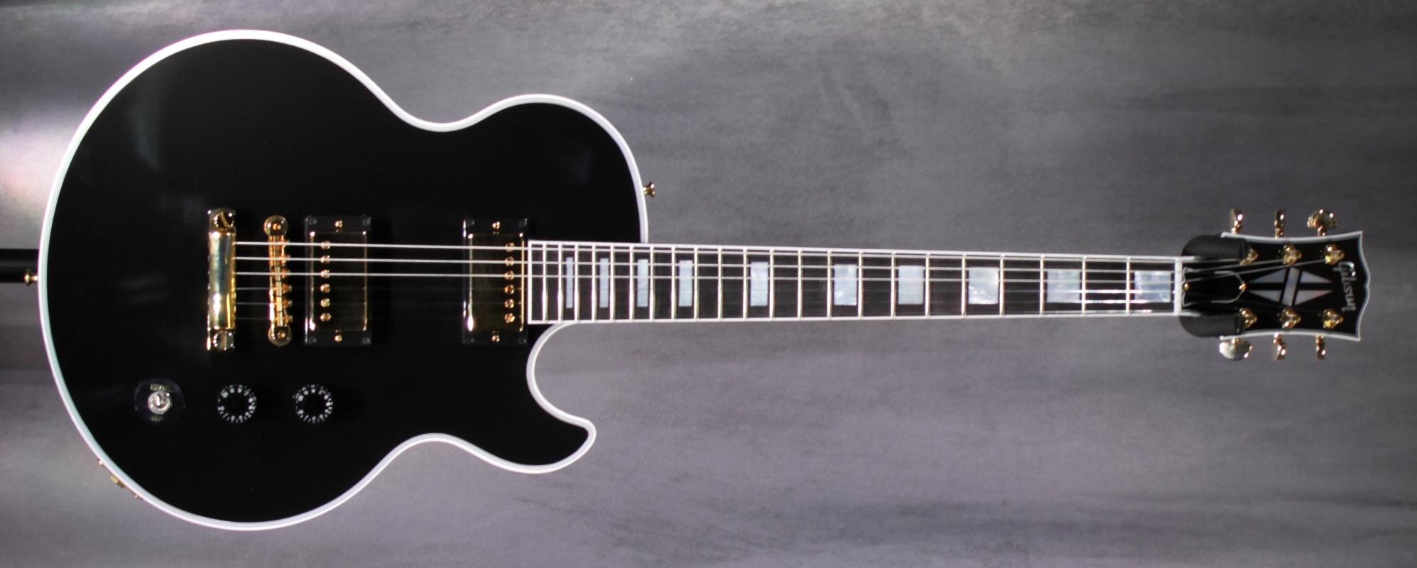 Gibson Custom Shop Ltd. Edition Ron Wood L5S - Long & McQuade Musical  Instruments