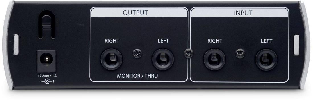 eadbb3288c8 PreSonus HP4 4-Channel Headphone Amplifier - Long & McQuade Musical ...