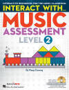 Hal Leonard - Interact With Music Assessment (Level II) - Durairaj - CD-ROM
