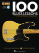 Hal Leonard - 100 Blues Lessons - Bass Guitar TAB/Audio Online