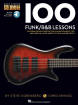 Hal Leonard - 100 Funk/R&B Lessons - Bass Guitar TAB/Audio Online
