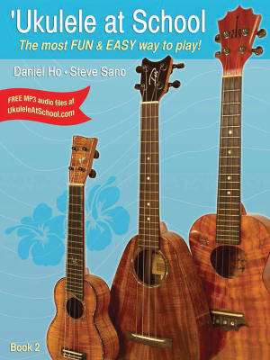 'Ukulele at School, Book 2 - Ho/Sano - Student's Book