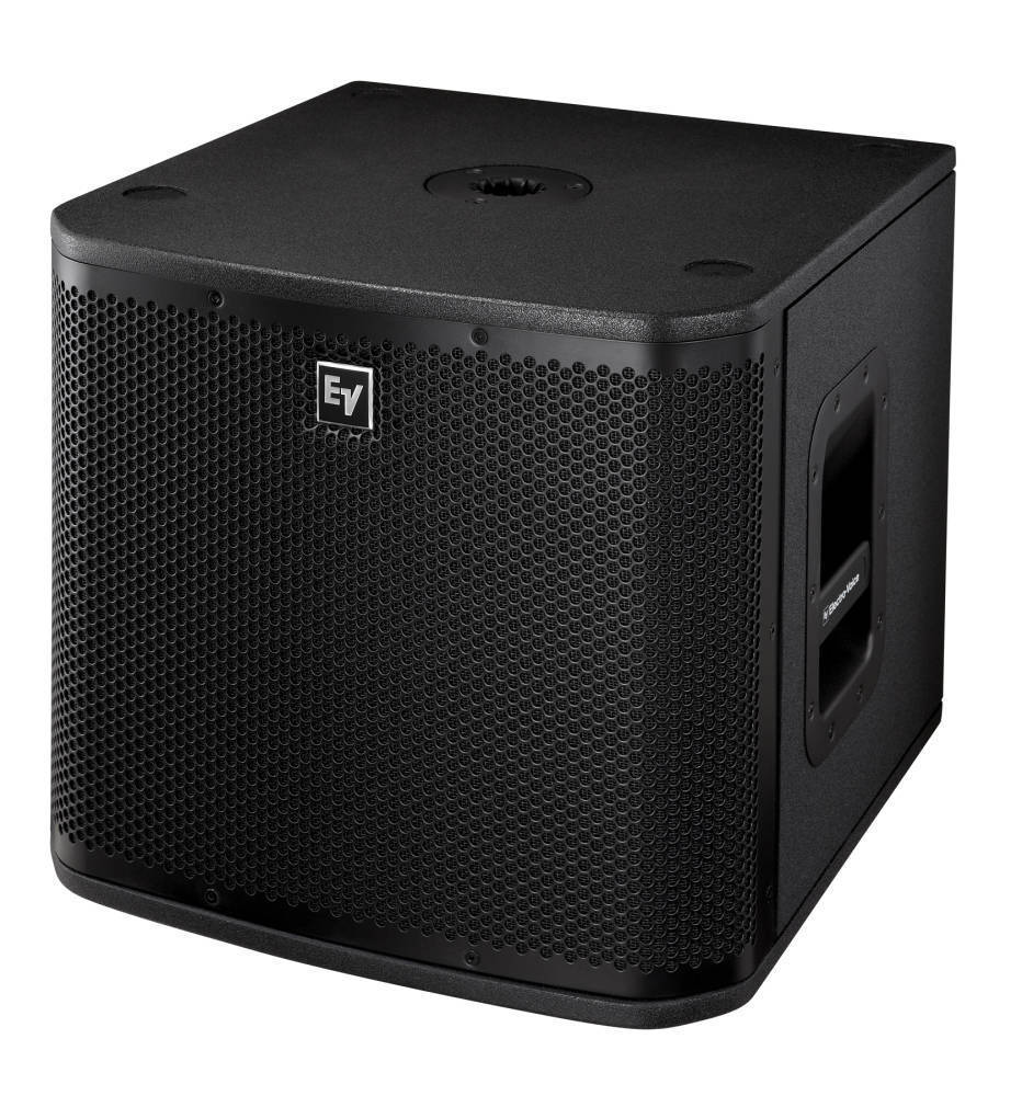 electro voice zxa1 sub 12 39 39 powered subwoofer long mcquade musical instruments. Black Bedroom Furniture Sets. Home Design Ideas