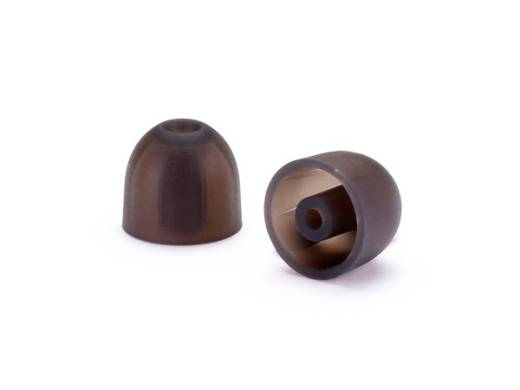 Silicone Eartips - Black
