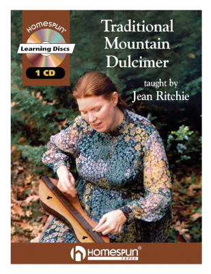 Traditional Mountain Dulcimer - Ritchie - Book/CD