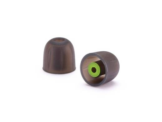 Silicone Eartips - Green