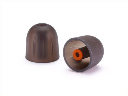 Silicone Eartips - Orange