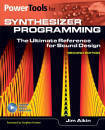 Hal Leonard - Power Tools for Synthesizer Programming: Second Edition - Aikin - Book