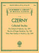 G. Schirmer Inc. - Czerny: Collected Studies - Op. 299, Op. 740, Op. 849 - Piano - Book