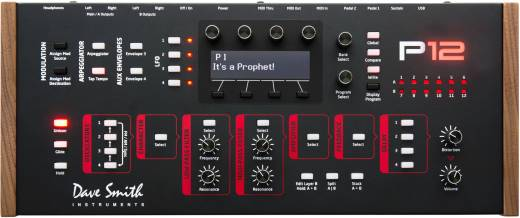 Prophet 12 Desktop Synthesizer Module
