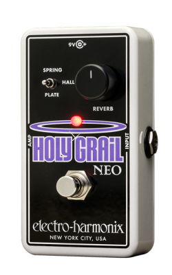 Holy Grail Neo Reverb Pedal