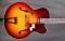 Venetian Solid Formed 17'' Archtop Jazz Guitar - Bourbonburst