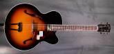 Gibson Custom Shop - Venetian Solid Formed 17 Archtop Jazz Guitar - Cremona Burst