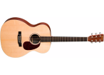 Martin Guitars - 000X1AE Acoustic/Electric Guitar - Mahogany HPL w/ Solid Spruce Top