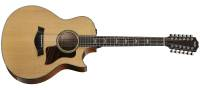 Taylor Guitars - GS 12-String Spruce/Maple Acoustic/Electric Guitar w/Case