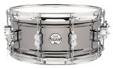 Drum Workshop - Black Nickel Over Brass Snare - 6.5x14