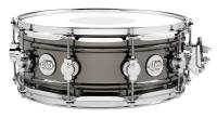 Drum Workshop - Black Nickel Over Brass Snare - 5.5x14