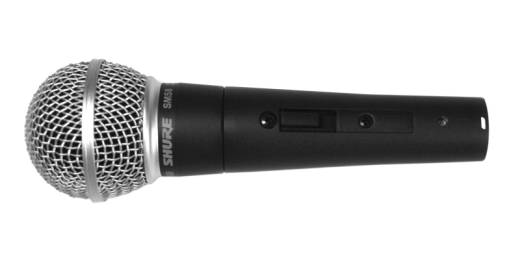 SM58S Cardioid Dynamic Mic with ON/OFF Switch