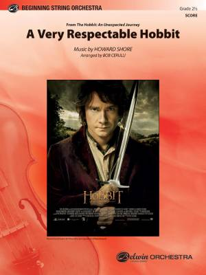 A Very Respectable Hobbit (from <i>The Hobbit: An Unexpected Journey</i>)