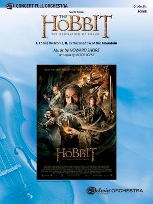 Suite from <i>The Hobbit: The Desolation of Smaug</i>