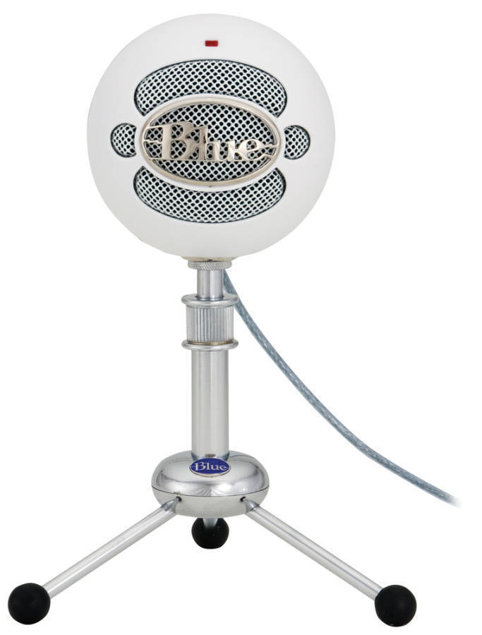 blue microphones snowball usb microphone long mcquade musical instruments. Black Bedroom Furniture Sets. Home Design Ideas