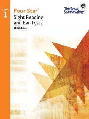 Four Star Sight Reading and Ear Tests Level 1 (2015 Edition) - Book