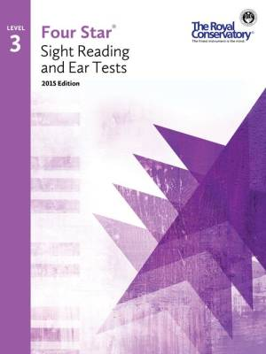 Four Star Sight Reading and Ear Tests Level 3 (2015 Edition) - Book