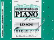 Belwin - David Carr Glover Method for Piano: Lessons, Primer