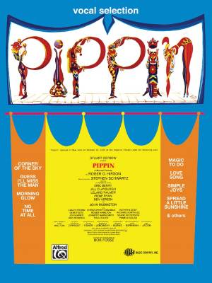 Pippin: Vocal Selections