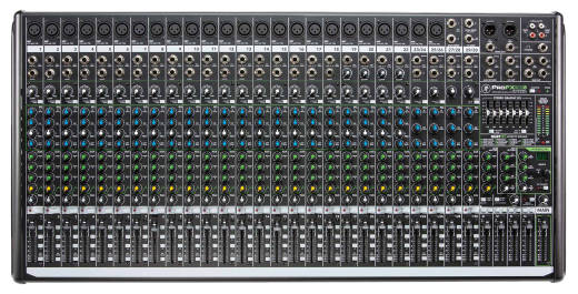 30-Channel 4 Bus Professional Effects Mixer with USB