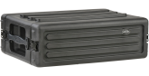 SKB - 3U Roto-Molded Shallow Rack