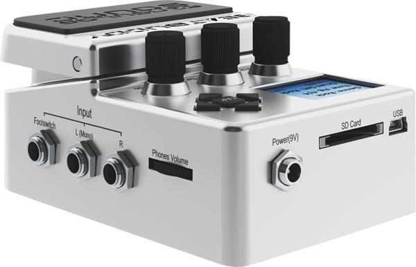 singular sound drum machine pedal long mcquade musical instruments. Black Bedroom Furniture Sets. Home Design Ideas