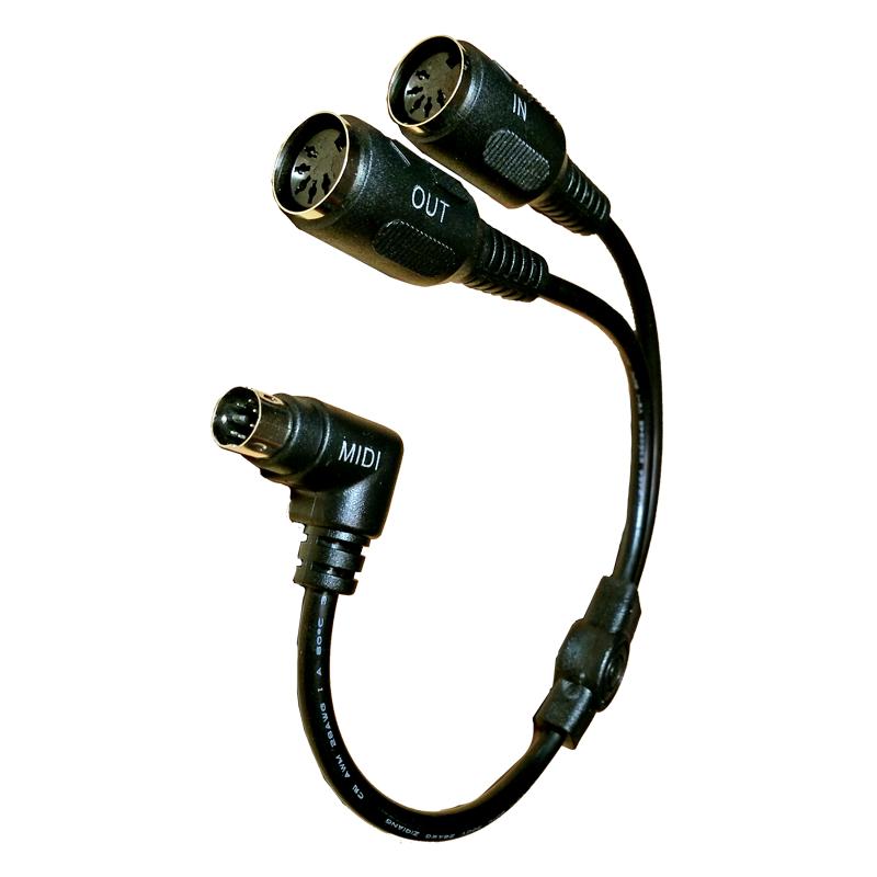 Singular Sound Beatbuddy Midi Sync Breakout Cable Long