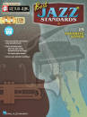 Hal Leonard - Best Jazz Standards: Jazz Play-Along Volume 169 - Book/2 CDs