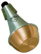 Trumpet Straight Copper Bottom Mute